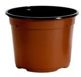 Round Pots 9cm Duo (5 degree) Pots Containers & Baskets > Soparco - Lightweight