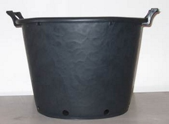Containers 43 litre with handles   (dia=50cm h=34cm) Pots Containers & Baskets > Large Containers