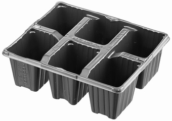 Multi-Cell Trays AMC 6-6 Pots Containers & Baskets > Plantpak (Trays)