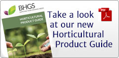 Take a look at our Horticultural Product Catalogue
