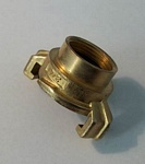 Brass Snap Coupling Female Thread 19mm