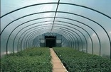 15.0m Wide White Tunnel Cover