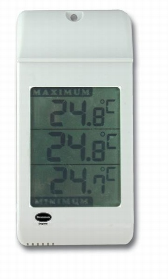 Max-Min Thermometer 12-426-3 Tools & Equipment > Thermometers