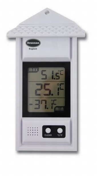 Max/Min Thermometer 12/428/3 Tools & Equipment > Thermometers