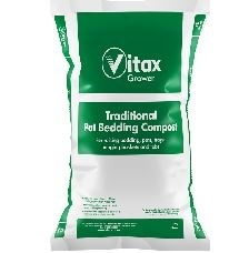Vitax Traditional Potting Bedding 75LT Growing Media > Vitax
