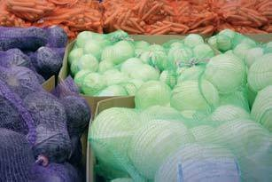 Produce Nets50x80cm Green   (cabbage) Packaging > Produce Nets