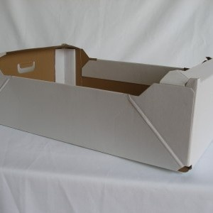 Punnet Tray 600 x 400 x 105mm Packaging > Produce & Flower Boxes