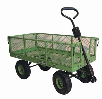 SMALL GARDEN TROLLEY Tools & Equipment >Trolley