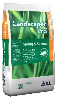 LANDSCAPER PRO SPRING AND SUMMER 15kg Amenity Products > Turf Fertilizer - Outfield