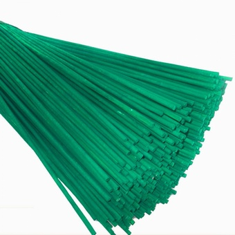 "Split Canes 18""  Green  5000/bale Canes > Bamboo Split Canes"