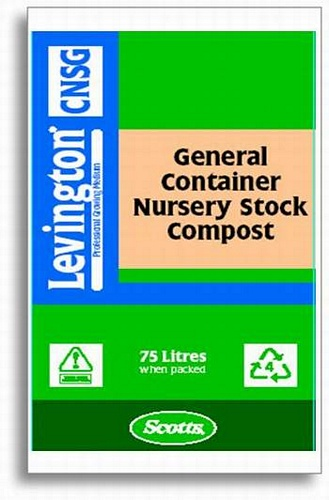 Levington CNSG General Nursery Stock Compost 75L Growing Media > Levington