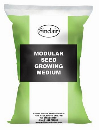 Sinclair Modular Seed Compost 75L Growing Media > Sinclair