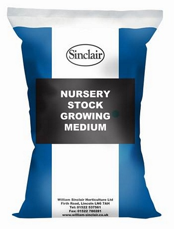 Sinclair Nursery Stock Compost 75L Growing Media > Sinclair