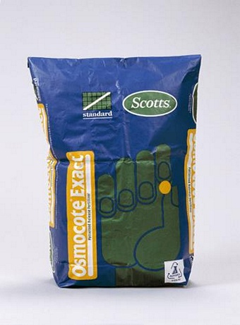 Osmocote Exact 15-9-11+MgO Standard 12-14mnth 25kg Fertilizer > Controlled Release