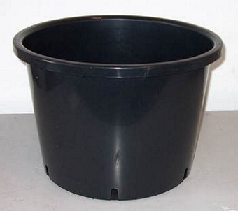 Containers 25 litre  (dia=40.6cm h=28cm)  15/pack  no handles Pots Containers & Baskets > Large Containers