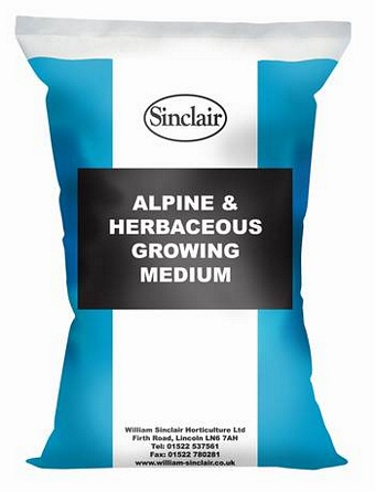 Sinclair Alpine & Herbaceous Compost Growing Media > Sinclair