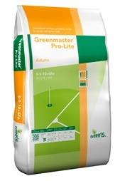 Greenmaster Pro-Lite Autumn 25kg Amenity Products > Turf Fertilizer - Fine