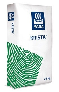 Urea Treated Prilled - Krista Urea 25kg Fertilizer > General