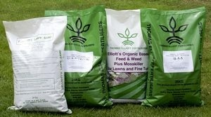 Autumn/Winter 4.0.8+4FE+2MG Mini 25kg Amenity Products > Turf Fertilizer - Outfield