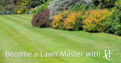 Become a Lawn master with