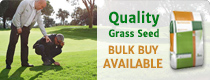 Quality Grass Seed - Buy in Bulk