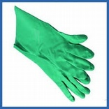 Nitrile Chemical Gauntlet Size 7