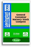 Levington CNSG General Nursery Stock Compost 75L
