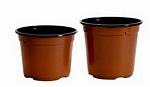 Round Pots 13cm Duo (5 degree)  456/case
